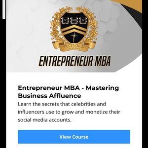 "Adwizar ""Mastering Business Affluence"" Program"